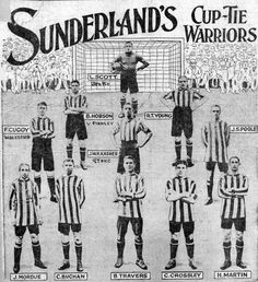 THE HISTORY OF SUNDERLAND A.F.C. 1879