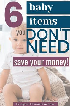 are cute, but expensive! Learn which are must-haves and what you should skip. Having a baby doesn't have to break the bank! Stay frugal and get only the gear you really need! Introducing Solids, Baby Boutique Clothing, Baby On A Budget, Baby Up, Before Baby, Baby Development, Baby Health, Second Baby, Mom Advice