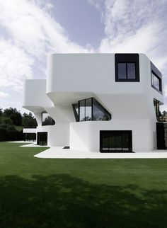 Dupli Casa - Unique Modern Villa in Germany #Architecture