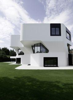 Dupli Casa - Unique Modern Villa in Germany