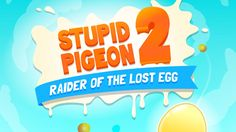 """""""Stupid Pigeon 2 Raider of the Lost Egg"""" iPhone/iPod Touch/iPad Gameplay! - https://www.youtube.com/watch?v=oRnEwVoYCIk  #pigeon #games #video #iphonegames #igv   like this video? Then Repin it! Follow us [http://www.pinterest.com/igamesview/] today for latest iOS gameplays,Games of the week/month, Reviews, Previews, Trailers, Cheat Code, walkthroughs & more."""