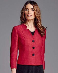 Nightingales Textured Jacket
