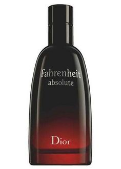 Fahrenheit Absolute Dior cologne - a fragrance for men 2009 - The violet aroma is extremely emphasized, blended with noble aromas of myrrh, incense and Aoud.