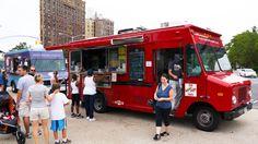 At the 8/19 @Prospect_Park  #FoodTruck Rally. @StreetGrubSteve