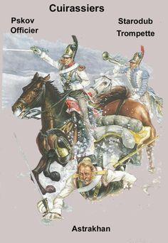 Pskov-Starodub-Astrakhan - 1812/15
