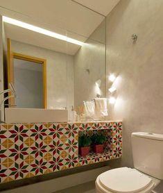 Mas que belezinha este #banheiro