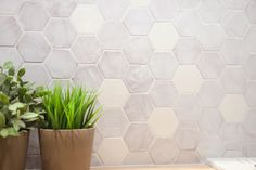6 Ways To Use Hexagon Tile In Your Home All Kitchens Residential Restaurants Retail/Commercial Tile Inspiration 6 Ways To Use Hexagon Tile In Your Home All Kitchens Residential Restaurants Retail/Commercial Tile Inspiration Hex Tile, Hexagon Tiles, Tile Projects, Interior Decorating, Interior Design, Tile Installation, Wall And Floor Tiles, Mosaic Wall, Design Elements