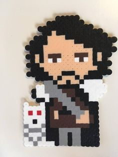 Game of Thrones Jon Snow Sprite