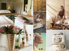 egyptian elopement photo credits: hotel room, Shea butter soap  available on Etsy, bride, lighted bulbs, menu and flowers  via Style Unveiled, Sphinx, hieroglyphics.