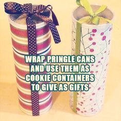 Holiday Cookie Container #Various #Trusper #Tip