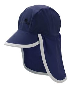 36fbd50854a Hat that protects your head and neck from UV rays Flap Hat