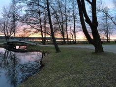Vesijärvi, Lahti, April 2015