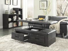 IKEA Lift Top Coffee Table Hodgenville Lift Top Cocktail Table - Lift top coffee table with storage