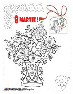 Classroom Wall Decor, Classroom Walls, 8 Martie, Diy Flowers, Flower Diy, Kids And Parenting, Snoopy, Diy Crafts, Education