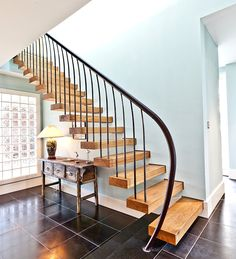 Whether you're self building or renovating, you'll find a wealth of design ideas for your new staircase in our stunning selection. Description from self-build.co.uk. I searched for this on bing.com/images