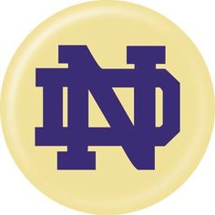 ND - University of Notre Dame Fighting Irish - South Bend Indiana - disc Oregon Ducks Football, Ohio State Football, Ohio State University, Ohio State Buckeyes, American Football, Football Football, Notre Dame Logo, Abilene Christian, South Bend Indiana