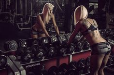 Gym Time #fitness #photography