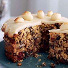 Simnel cake - for Easter