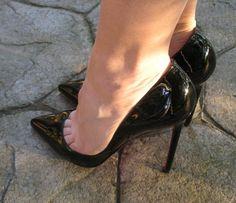 Sexy Heels, Stiletto Heels, High Heels, Toe, Fashion, Landscape Photos, Paisajes, Shoes Heels, Spike Heels