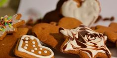 Gingerbread Cookies, Merry Christmas, Sugar, Baking, Recipes, Polish, Biscuits, Food Recipes, Nature