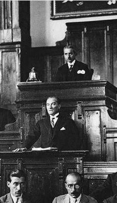 TBMM - Mustafa Kemal Atatürk