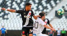 Com o Engenhão vaziou após uma punição do STJD, Santos e Vasco judiaram da bola, principalmente no primeiro tempo, e não saíram do 0 a 0, em confronto válido pela 14ª rodada do Campeonato Brasileiro