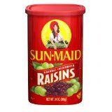 Sun Maid Natural California Raisins, 24-Ounce