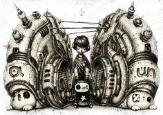 a-un by shichigoro756.deviantart.com on @deviantART