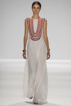 Sfilata Mara Hoffman New York - Collezioni Primavera Estate 2014 - #Vogue #nyfw #ss2014 #MaraHoffman