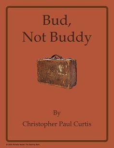 Bud, Not Buddy 2nd 3rd text exemplar