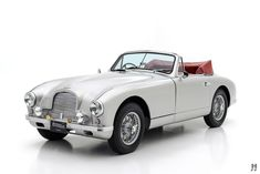 1952 Aston Martin Drophead Coupe For Sale British Sports Cars, Classic Sports Cars, Classic Cars, Classic Aston Martin, Aston Martin Lagonda, Mustang Boss, Red Leather Boots, Car Search, Car Buyer