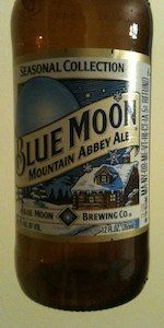 Blue Moon Mountain Abbey Ale | Coors Brewing Company | Golden, CO