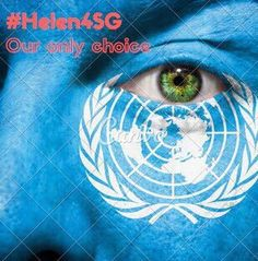 World Needs a @UN that Keeps its Promises #She4SG Fulfill the Promise of the UN with a Visionary Who Gets Things Done