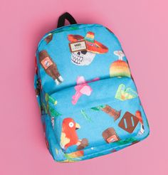 705f69e7f8 Where has this backpack been all our lives !  New in from  vans