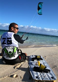 Kitesurfers of the world are now unanimous about Le Morne Kitesurfing spot being the best one of Mauritius. Some even claim it's among the best ones in the world