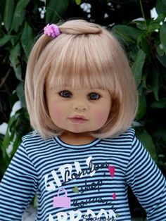 Wednesday's Child blonde by Masterpiece Dolls