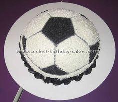 vanilla marble soccer ball cake recipe