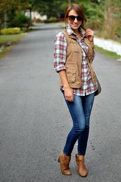 Style Within Reach: My Style: How To Wear Plaid