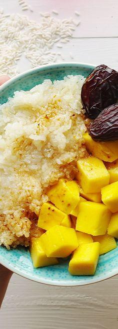 Mango Sticky Rice -