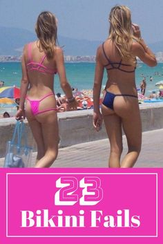 23 Bikini Fails That Make Going To The Beach Hazardous To Your Health Funny Memes, Jokes, Superhero Movies, People Magazine, Beach Girls, Adult Humor, What Is Like, Fails, Bad Photos
