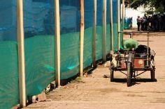 La Albarrada de Mompox en rehabilitación