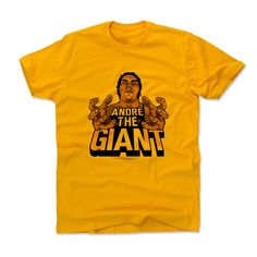 Andre Roussimoff Pro Wrestling Officially Licensed Toddler and Youth T-Shirts 2-14 Years Andre the Giant Hands K