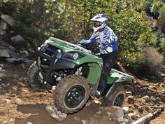 Long Term Report - 2012 Kawasaki Brute Force 750 4x4i                          What We Learned from a Year on the Trail