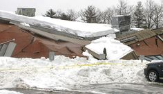 snow on roof - Google Search