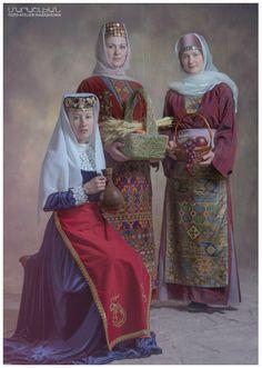 Հայուհիներ | Armenian women Foto Atelier Marshalyan - Yerevan Armenia