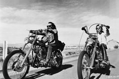 Peter Fonda Easy Rider Motorcycle | easy-rider