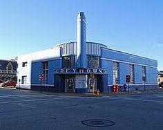 Greyhound Bus Terminal (Evansville, Indiana) - Wikipedia, the free encyclopedia