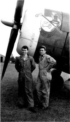 """P-47 Thunderbolt - """"The Earl"""".:"""