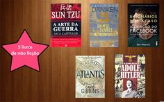 Tag livros: 5 livros de não ficção que eu gostaria de ler    por Caroline F. G. de Oliveira | Blog Carol de Oliveira       - http://modatrade.com.br/tag-livros-5-livros-de-n-o-fic-o-que-eu-gostaria-de-ler
