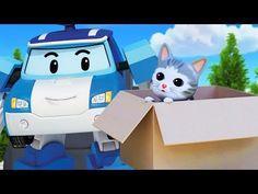 Çizgifilm Robocar Poli. Caddeden geçerken geri dönmeyin - YouTube Robocar Poli, Transformers, Youtube, Amigurumi, Youtubers, Youtube Movies